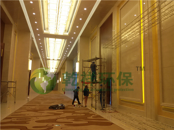 新疆国际会展中心治理